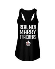 Marry Teachers - Trucker Ladies Flowy Tank thumbnail