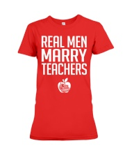 Marry Teachers - Trucker Premium Fit Ladies Tee thumbnail