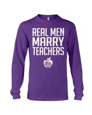 Marry Teachers - Trucker Long Sleeve Tee thumbnail