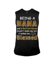 Nana and Retired Nurse Sleeveless Tee thumbnail