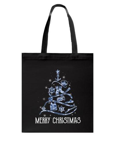Navy - Merry Christmas