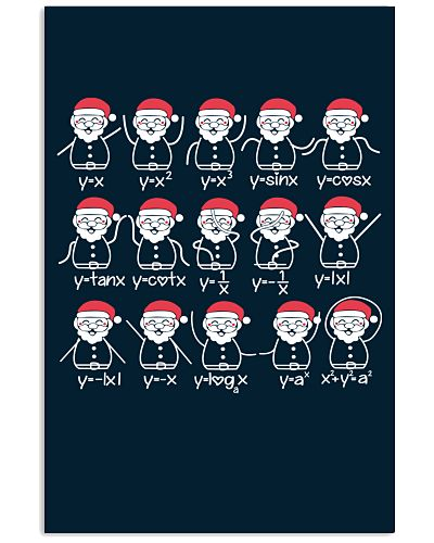 Math Teacher - Christmas