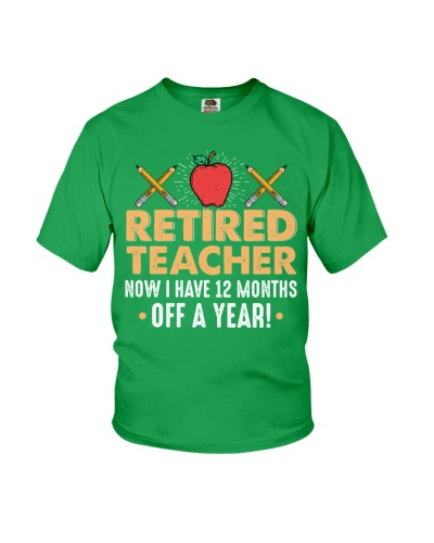 Retired Teacher - I have 12 Months off a Year