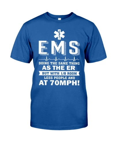 EMS - Doing the same thing