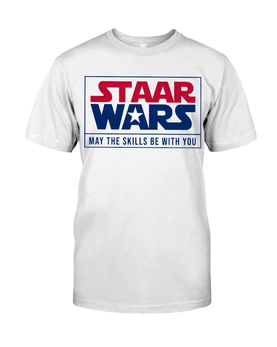 Teacher - Staar Testing  Classic T-Shirt