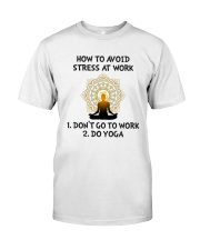 Do Yoga Classic T-Shirt thumbnail