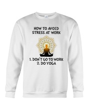 Do Yoga Crewneck Sweatshirt thumbnail