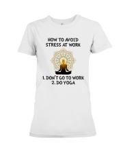 Do Yoga Premium Fit Ladies Tee thumbnail