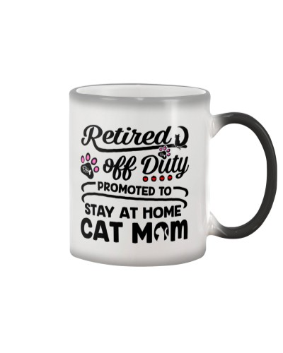 Retired  - Stay at Home Cat Mom