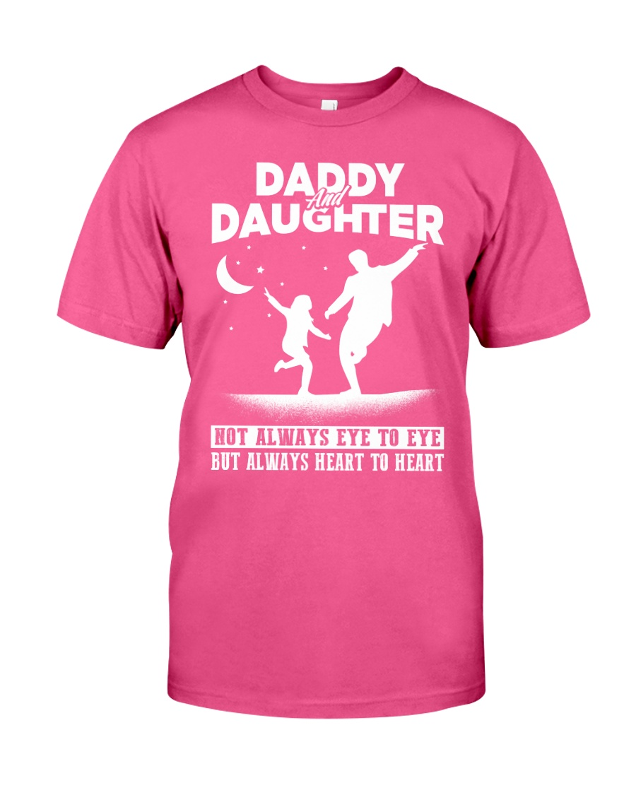 Daddy and Daughter - Dance Classic T-Shirt