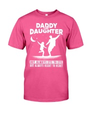 Daddy and Daughter - Dance Classic T-Shirt front