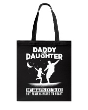 Daddy and Daughter - Dance Tote Bag thumbnail
