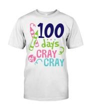 100 days of Cray Cray Premium Fit Mens Tee thumbnail