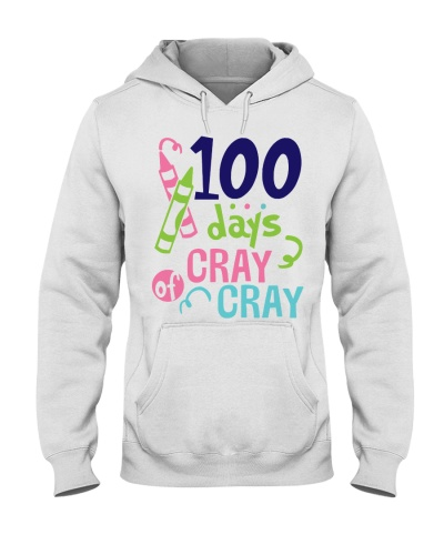 100 days of Cray Cray