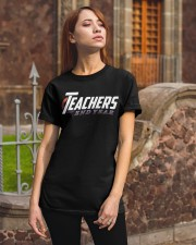 Teachers End Year Classic T-Shirt apparel-classic-tshirt-lifestyle-06