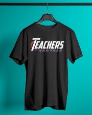 Teachers End Year Classic T-Shirt lifestyle-mens-crewneck-front-3