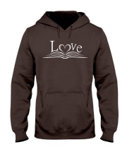 World Book Day - Love Hooded Sweatshirt thumbnail