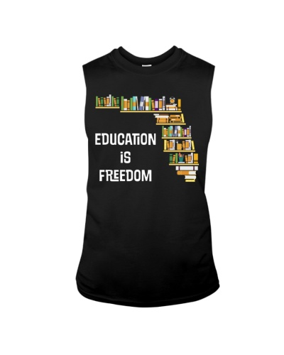 Librarian - Education is Freedom - Florida