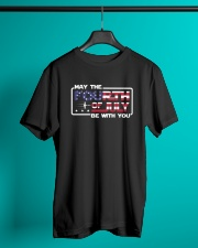 Veteran - Fourth Of July Classic T-Shirt lifestyle-mens-crewneck-front-3
