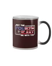 Veteran - Fourth Of July Color Changing Mug thumbnail