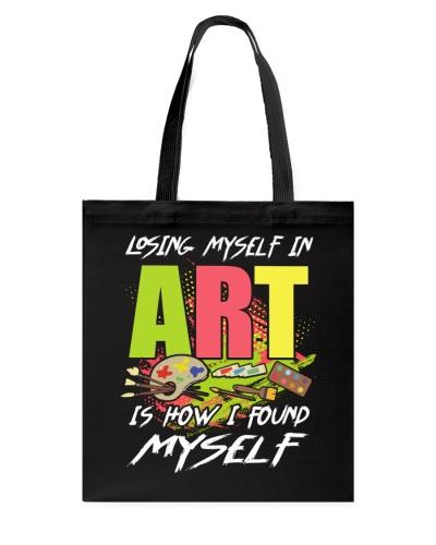 Art Teacher -  I found Myself