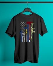 EMS Classic T-Shirt lifestyle-mens-crewneck-front-3