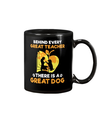 Teacher - Great Dog