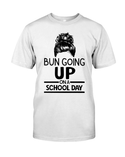 Teacher - Bun Going Up