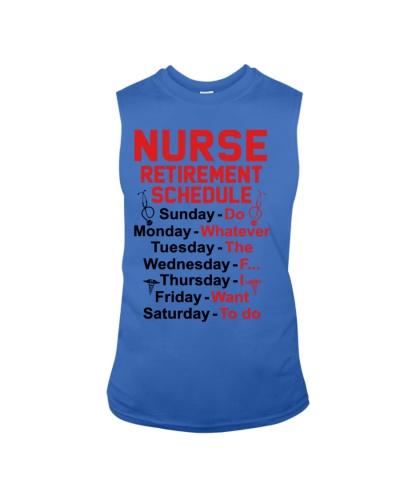 Nurse Retirement Schedule