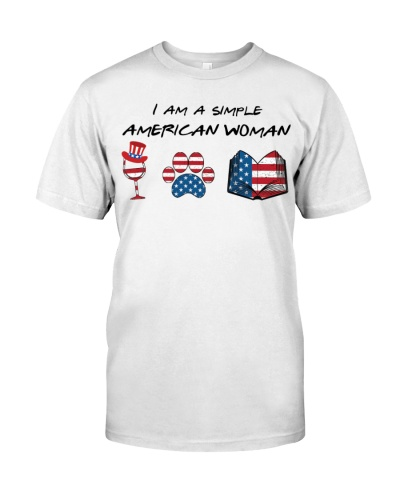 I'm a Simple American Woman