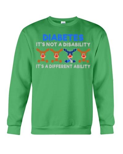 Diabetes - Different ability