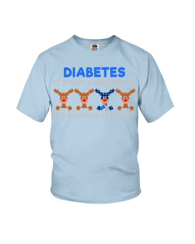 Diabetes - Different ability