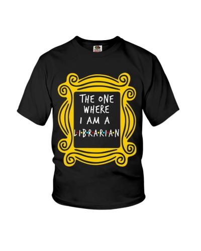 Librarian - I am