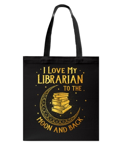 Librarian - Moon And Back