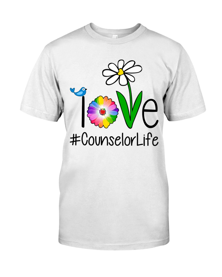 Love - Counselor Life Classic T-Shirt