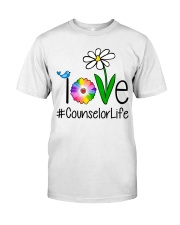 Love - Counselor Life Classic T-Shirt front