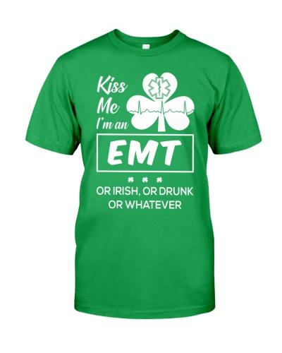 Kiss me - I'm an EMT
