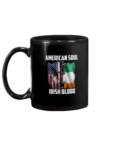 Veteran - American Soul Irish blood