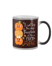 Nurse - Care For Pumpkins Halloween Color Changing Mug thumbnail