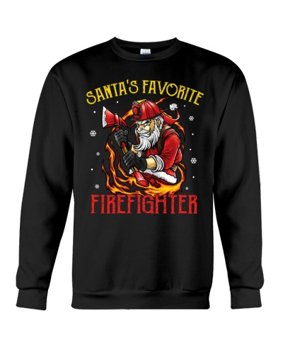 Firefighter - Santa's Favorite