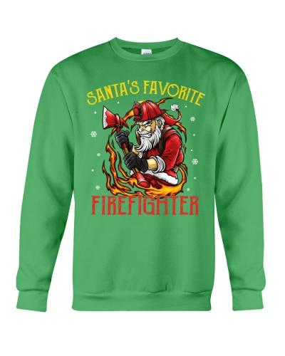 Firefighter - Santa's Favorite