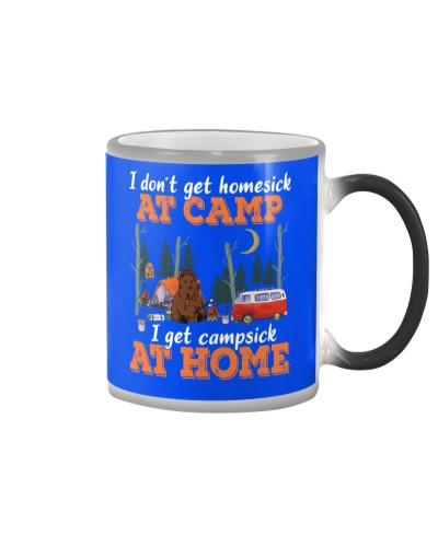 Camping - I Don't Get Homesick At Camp
