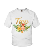 Kid - Two Youth T-Shirt front
