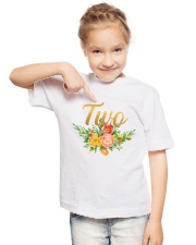 Kid - Two Youth T-Shirt lifestyle-youth-tshirt-front-2