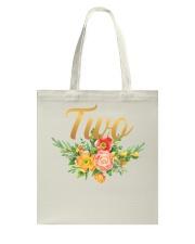 Kid - Two Tote Bag thumbnail