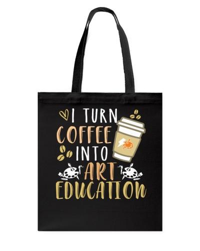 Art Teacher - Coffee