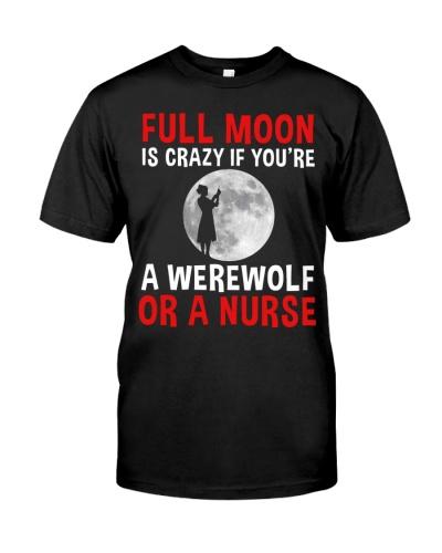 Nurse - Full Moon