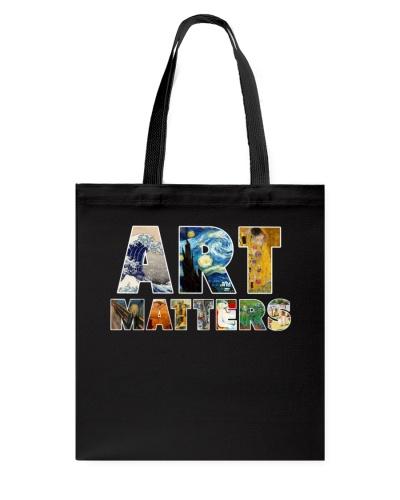 Art Teacher - Matters