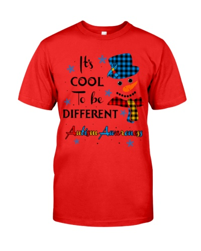 Autism - It's Cool to be Different - Christmas