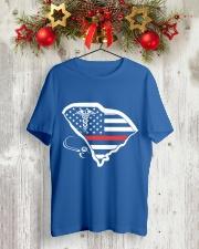 South Carolina Nurse Week Classic T-Shirt lifestyle-holiday-crewneck-front-2